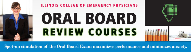 Oral Board Review Courses - Illinois College of Emergency